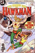 Shadow War of Hawkman (1985) 1