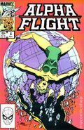 Alpha Flight (1983 1st Series) 4