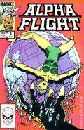 Alpha Flight (1983 1st Series) 4