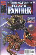 Black Panther (1998 Marvel 2nd Series) 25