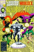 Silver Surfer Warlock Resurrection (1993) 1