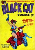 Black Cat Comics (1946 Harvey) 1