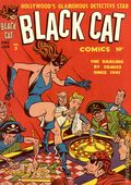 Black Cat Comics (1946 Harvey) 3
