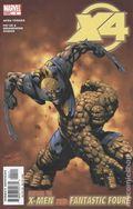 X-Men Fantastic Four (2005) 4