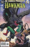 DC Comics Presents Hawkman (2004) 1