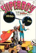 Superboy (1949-1979 1st Series DC) 38