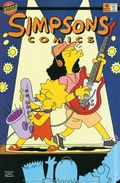 Simpsons Comics (1993) 6