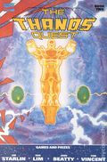 Thanos Quest (1990 1st Printing) 2