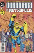 Guardians of Metropolis (1994) 1