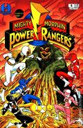 Mighty Morphin Power Rangers (1994) 4