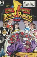 Mighty Morphin Power Rangers Saga (1994) 3