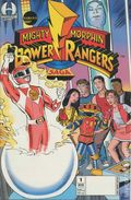 Mighty Morphin Power Rangers Saga (1994) 1