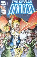Savage Dragon (1993 2nd Series) 25A