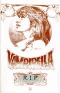 Vampirella Lives (1996 Art Cover) 1
