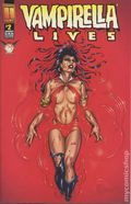 Vampirella Lives (1996 Art Cover) 2A