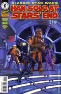 Classic Star Wars Han Solo at Stars' End (1997) 2