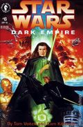 Star Wars Dark Empire (1991 1st Printing) 6REP