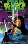 Star Wars Dark Empire (1991 1st Printing) 5REP