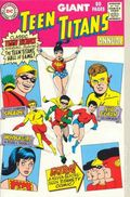 Teen Titans 1967 Annual (1999 Reprint) 1