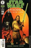 Star Wars Episode 1 Qui-Gon Jinn (1999 Art Cover) 1