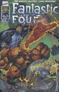 Fantastic Four (1996 2nd Series) 1GOLD