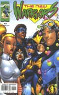 New Warriors (1999 2nd Series) 2A