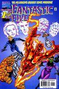 Fantastic Five (1999 1st Series) 1
