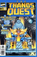 Thanos Quest TPB (2000) 1-1ST