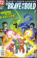 Flash and Green Lantern The Brave and the Bold (1999) 2