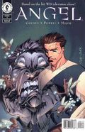 Angel (1999 1st Series) Art Cover 4