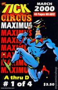 Tick Circus Maximus (2000) 1
