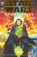 Star Wars Dark Empire (1991 1st Printing) 6GOLD
