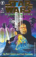 Star Wars Dark Empire (1991 1st Printing) 5GOLD
