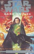 Star Wars Dark Empire (1991 1st Printing) 6PLAT