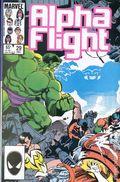 Alpha Flight (1983 1st Series) 29