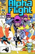 Alpha Flight (1983 1st Series) 43