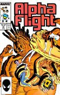 Alpha Flight (1983 1st Series) 49