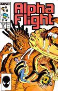 Alpha Flight (1983 1st Series) 49