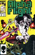 Alpha Flight (1983 1st Series) 51