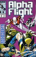 Alpha Flight (1983 1st Series) 52
