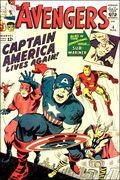 Avengers (1963 1st Series) 4