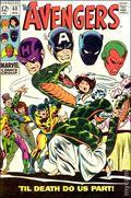 Avengers (1963 1st Series) 60