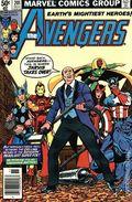 Avengers (1963 1st Series) 201
