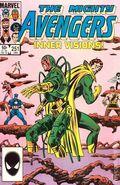 Avengers (1963 1st Series) 251