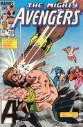 Avengers (1963 1st Series) 252