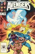 Avengers (1963 1st Series) 261