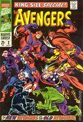 Avengers (1963 1st Series) Annual 2