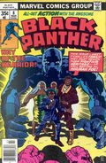 Black Panther (1977 Marvel 1st Series) 8