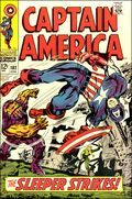 Captain America (1968 1st Series) 102
