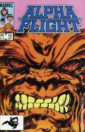 Alpha Flight (1983 1st Series) 10